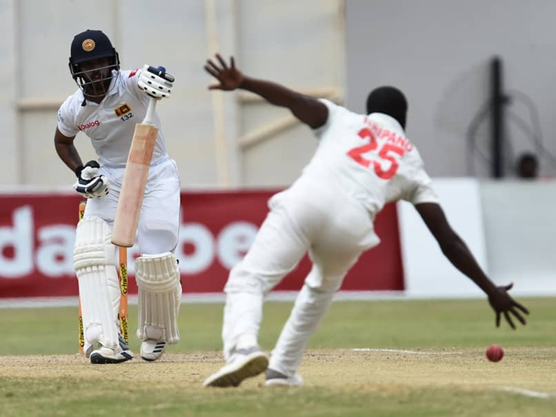 2nd Test: Kusal Mendis Century Defies Zimbabwe As Sri Lanka Win Series