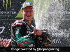 Yamaha To Replace 7-Time MotoGP Champion Valentino Rossi With Fabio Quartararo