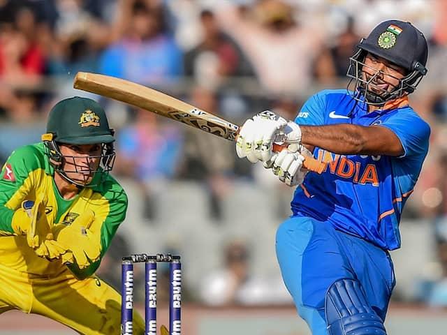 Rishabh Pant Ruled Out Of 2nd ODI Against Australia, Set To Undergo Rehabilitation At NCA