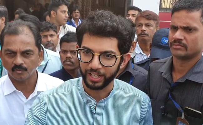 """""""This Is What We Call Democracy..."""": Aaditya Thackeray On Sanjay Raut, Savarkar Row"""