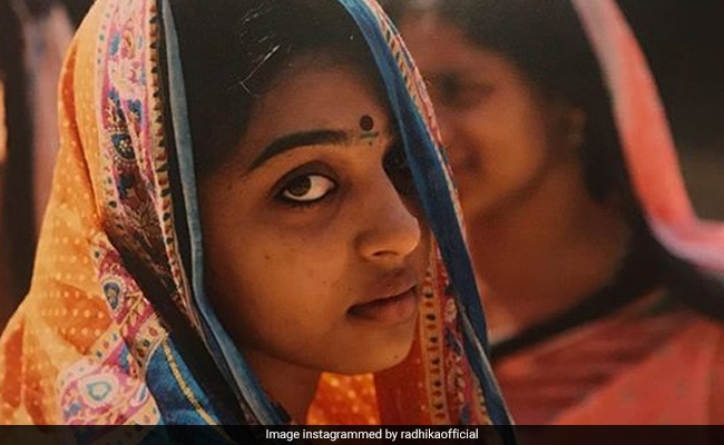 Radhika Apte Thinks Her 'Baby Fat' Deserves A Special Mention In This Throwback Pic