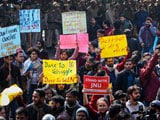 Video : JNU Students Protest In Central Delhi, Police Lathicharge Them, Other Top Stories