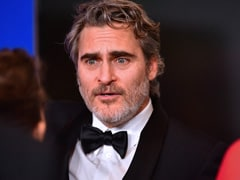 Twitter Calls Out Golden Globes For Cutting Off Joaquin Phoenix's Awkward But Powerful Speech