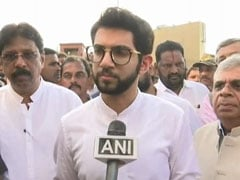 """Need To See Intent"": Aaditya Thackeray On ""Free Kashmir"" Poster Row"