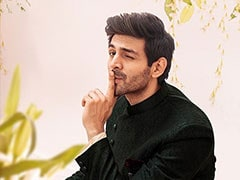 Kartik Aaryan Reveals Valentine's Day Plans: 'It's A Date Night'