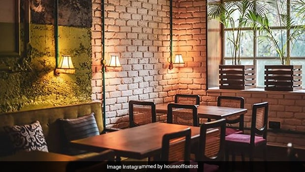 Head To Foxtrot, Khan Market For A Satiating Culinary Experience