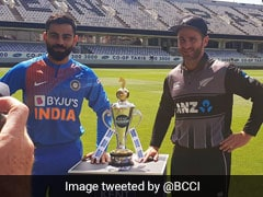 """Smart Cricketer"" Kane Williamson Has Trust Of His Teammates: Virat Kohli Ahead Of T20I Series Against New Zealand"