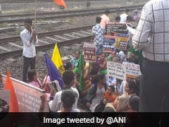 47 Arrested In Mumbai For Blocking Railway Tracks During Anti-CAA Protests