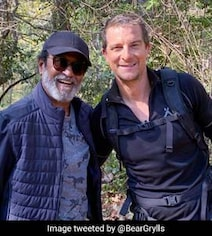 Bear Grylls Deletes 'Bollywood Superstar Rajinikanth' Tweet After Outcry