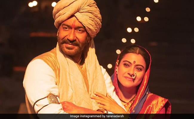 Tanhaji Box Office Collection Day 11