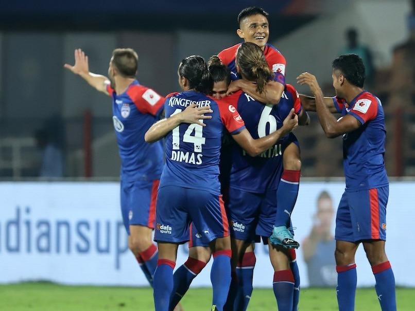ISL: Erik Paartalu Shines In Bengaluru FC