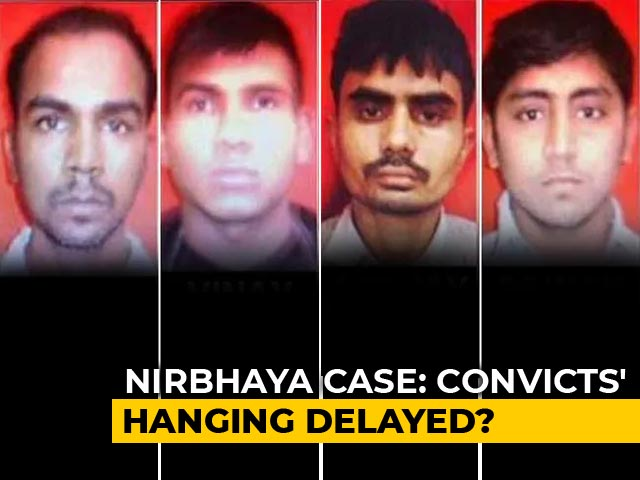 Video : Nirbhaya Case: Tihar Jail Asks For New Execution Date, Cites Mercy Plea