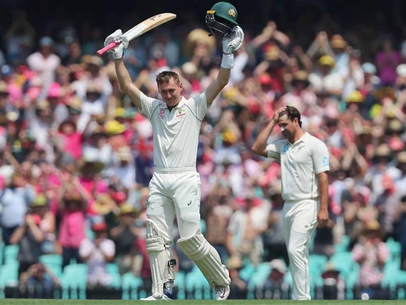 Marnus Labuschagne Hits Double Century In Australias 454 In Sydney Test
