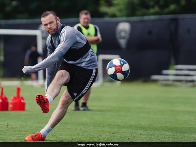 """I Should Have Scored More Goals"": Wayne Rooney"