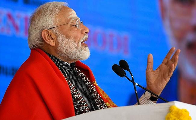 'Raise Voice Against Pakistan,' PM Modi Tells Citizenship Law Protesters