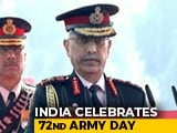 "Video : ""Scrapping Of Article 370 Historic Step"": Army Chief MM Naravane"