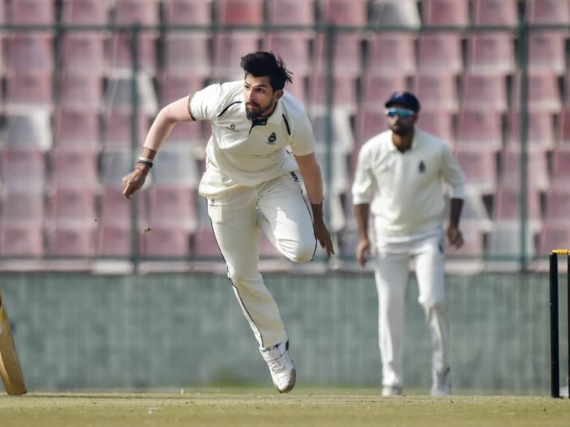 Ishant Sharma Injures Ankle Trying To Appeal For Wicket In Ranji Trophy