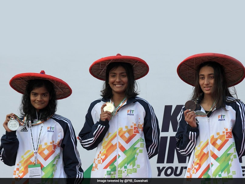 Khelo India Youth Games: West Bengals Soubrity Mondal Claims 3 Golds As Maharashtra Continue To Dominate