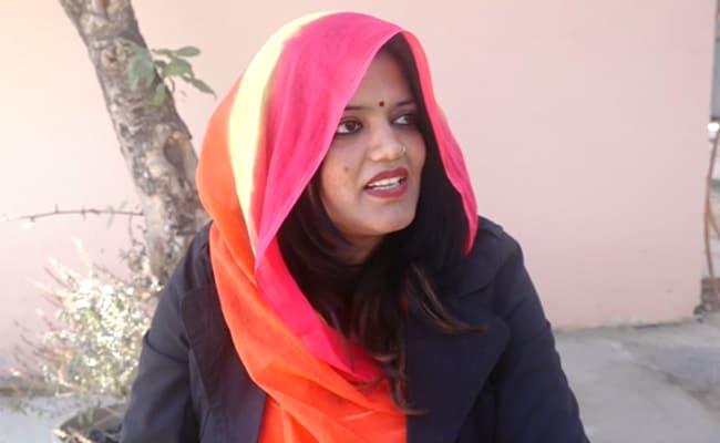 Rajasthan Woman Quits Dubai Job To Contest Panchayat Elections