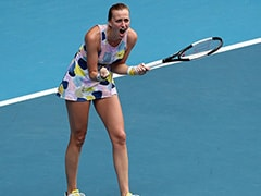 Petra Kvitova Comes Back From A Set Down To Reach Australian Open Quarter-Finals