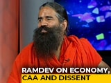 Video : How Does CAA Attack Constitution, Asks Yoga Teacher Ramdev