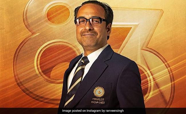 '83: Ranveer Singh Introduces Pankaj Tripathi As 'The Chief' PR Man Singh