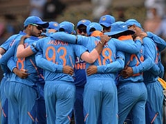 Indian Players Wear Black Armbands In 3rd ODI To Pay Tripute To Bapu Nadkarni
