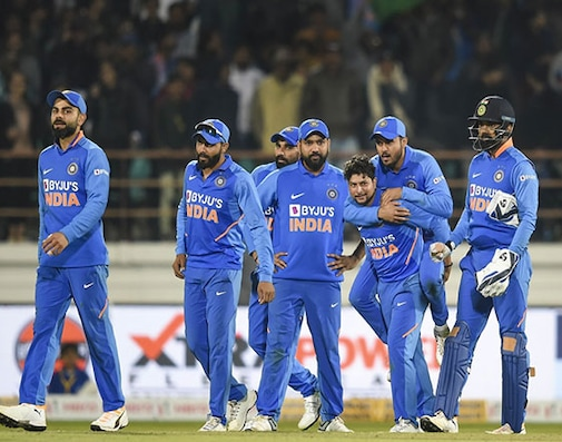 High-Scoring Thriller Likely As India, Australia Clash In Series Decider