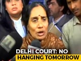 "Video : ""Convicts' Lawyer Bragged 'Hanging Won't Happen'"": Nirbhaya's Mother"