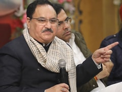 BJP Leaders Praise JP Nadda As He Prepares To Take Over As Party Chief