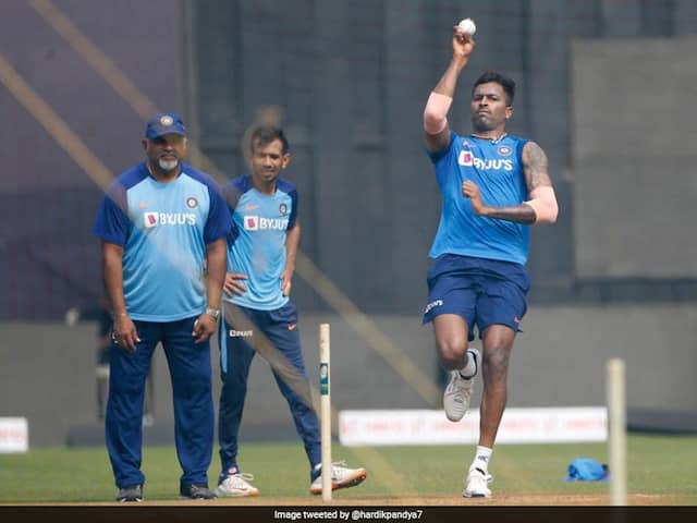 India Squads For New Zealand ODIs, Tests To Be Named After Hardik Pandyas Fitness Update: BCCI Official