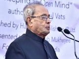 Video : Pranab Mukherjee Tells Why Protests Are Essential For Democracy, Other Top Stories