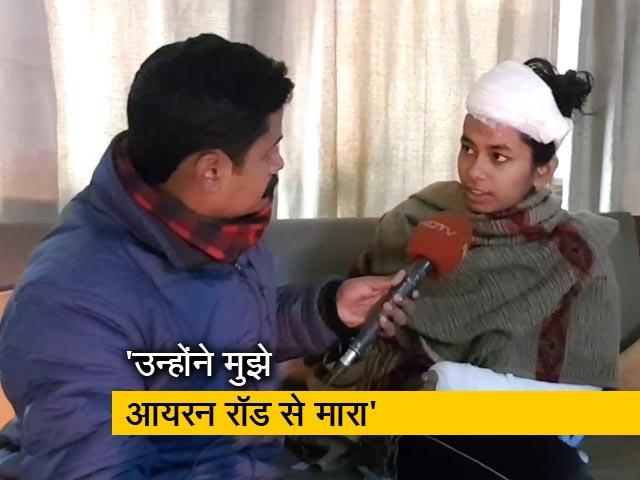 Videos : NDTV से बोलीं आइशी घोष: हमें समझ नहीं आया कि लोग कहां से आए?