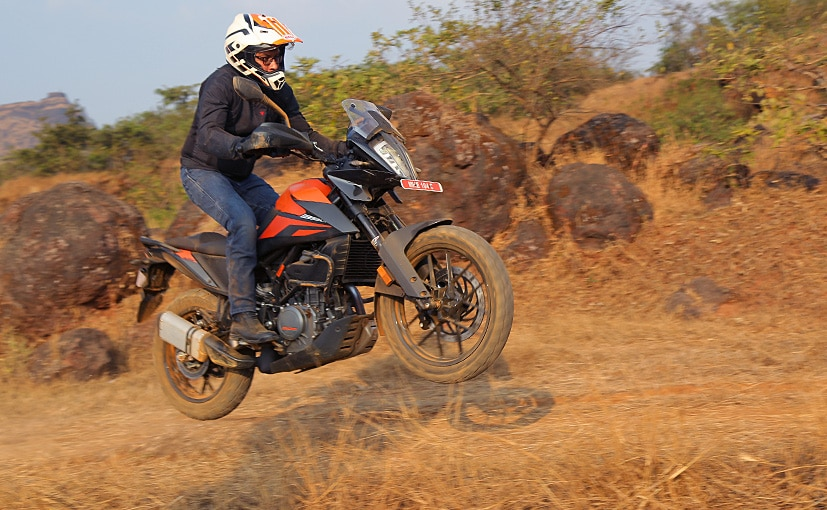 The KTM 390 Adventure gets the same engine as the 390 Duke and it is BS6 compliant