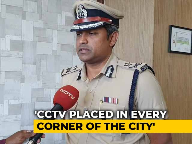Video: Crimes Against Women 50% Less In Chennai With 2.5 Lakh CCTV Cameras