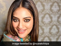 """Never Been Deterred By Trolls,"" Says Trinamool Congress MP Nusrat Jahan"