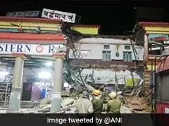 पश्चिम बंगाल: बर्द्धमान रेलवे स्टेशन की इमारत का एक हिस्सा गिरा, दो घायल