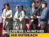 Video : Smriti Irani, Piyush Goyal Continue Centre's J&K Outreach