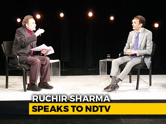 Video : Prannoy Roy, Ruchir Sharma On Top 10 Trends Of 2020s