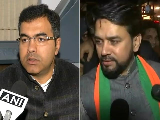 Video : Poll Body Drops Minister, MP As BJP Star Campaigners, Other Top Stories