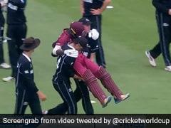 Watch: Rohit Praises New Zealand U-19 Teams Gesture For Injured Batsman