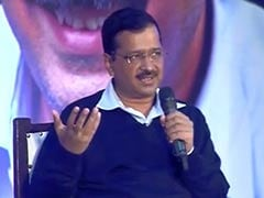 """...Most Corrupt Department'': Arvind Kejriwal On BJP-Ruled Civic Body"