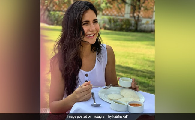 Katrina Kaif Takes The 'What's In Your Dabba' Challenge. Can You Guess What's In It?