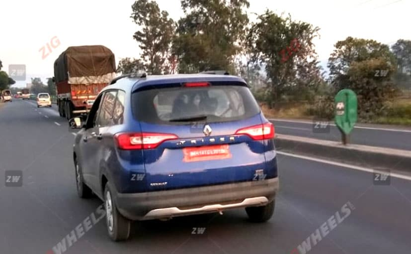 The Renault Triber AMT is expected to be launched in India in the first quarter of this year.