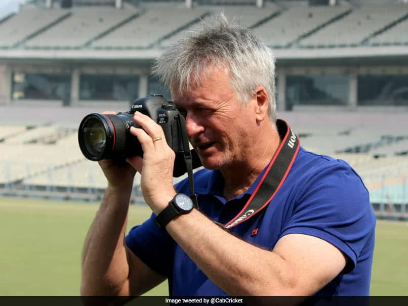 Ranji Trophy: Bengal vs Delhi Match Gets Special Visitor In Steve Waugh