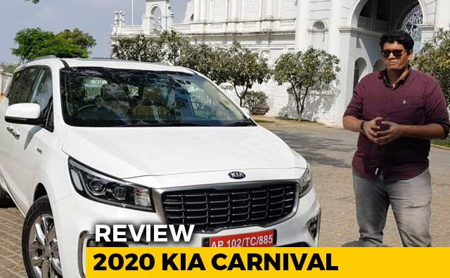 Video: 2020 Kia Carnival Review | Does It Redefine The MPV Segment?