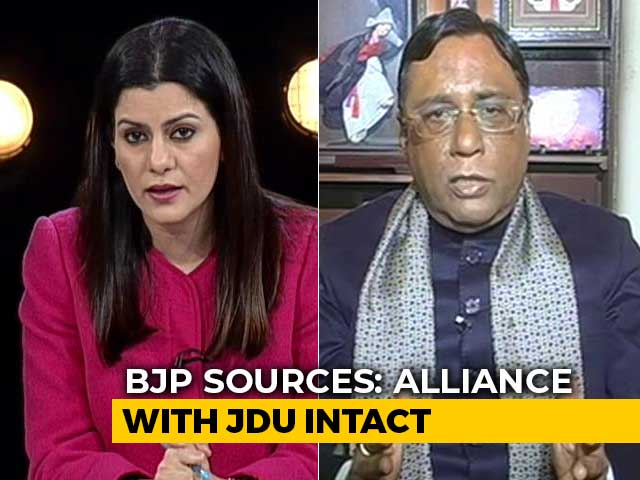 "Video : ""Perplexed"": Pavan Varma Calls Out Nitish Kumar On Delhi Tie-Up With BJP"