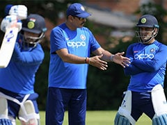 MS Dhoni May End ODI Career Soon, Still T20 World Cup Contender, Says Ravi Shastri