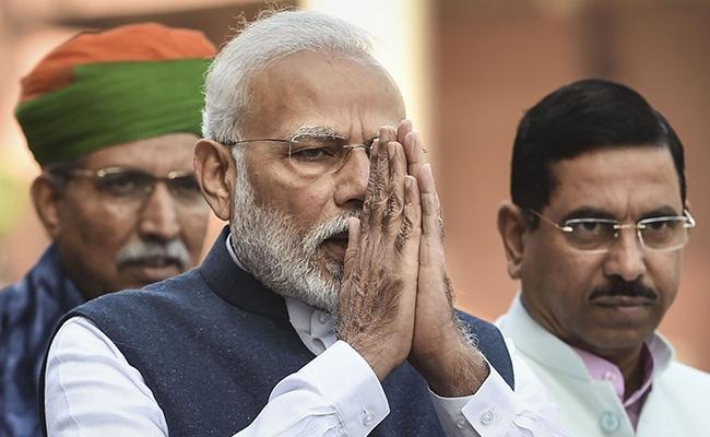 PM Modi To Address Nation On Coronavirus At 8 pm Tonight