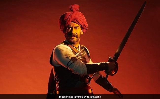 Tanhaji Box Office Collection Day 12